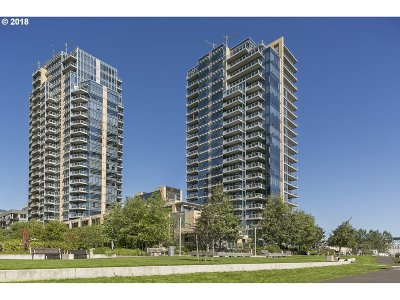 Condo/Townhouse For Sale: 0836 SW Curry St #1000