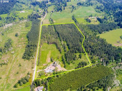 Estacada Farm & Ranch For Sale: 31790 SE Duus Rd