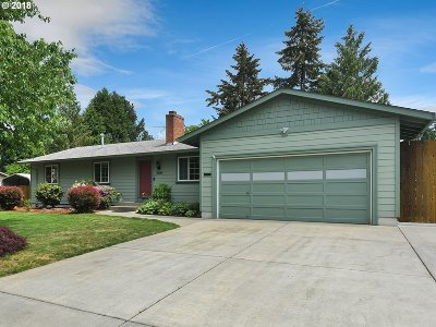 Tigard Single Family Home For Sale: 13170 SW Howard Dr