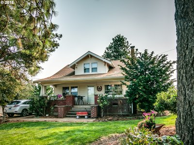 Sherwood, King City Single Family Home For Sale: 25924 SW Baker Rd