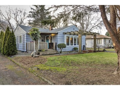 Single Family Home For Sale: 255 SW 132nd Ave
