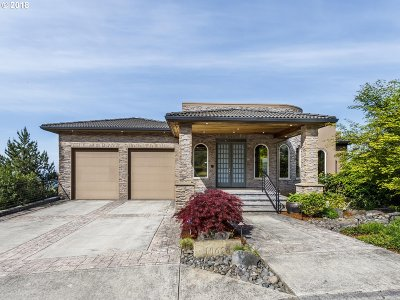 Single Family Home For Sale: 10626 SE Sunset View Ct