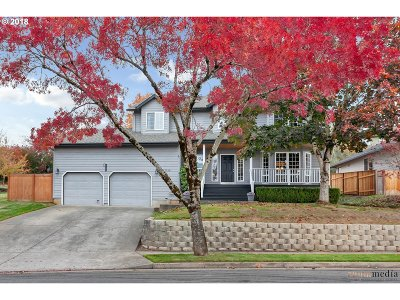 Happy Valley Single Family Home For Sale: 12126 SE Wagner St