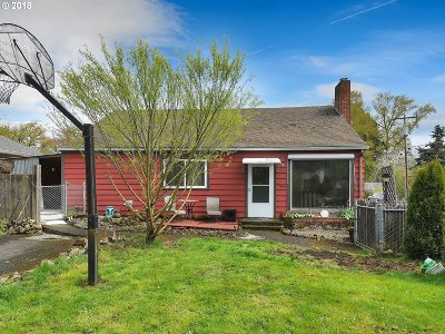 Oregon City Single Family Home For Sale: 103 Morton Rd