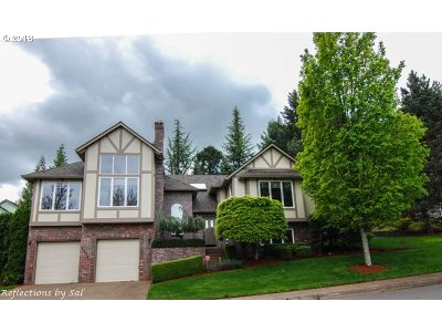 Beaverton Single Family Home For Sale: 8595 SW Ravine Dr