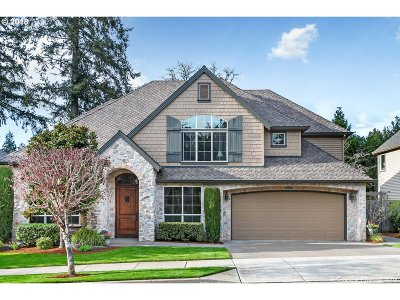Lake Oswego Single Family Home For Sale: 4145 Chad Dr