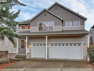 Tigard Single Family Home For Sale: 12053 SW Whistlers Loop