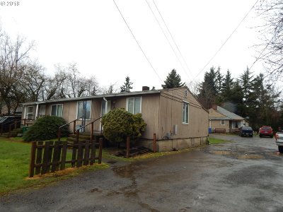 Portland OR Multi Family Home For Sale: $675,000