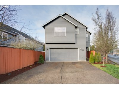 Beaverton, Aloha Single Family Home For Sale: 17849 SW Pars Pl