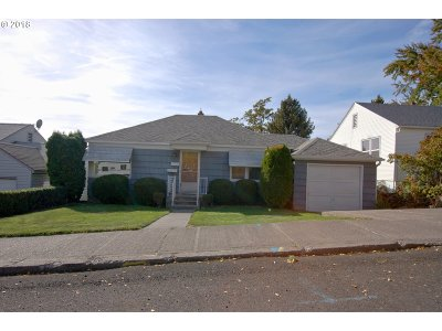 Pendleton Single Family Home For Sale: 519 NW 6th St