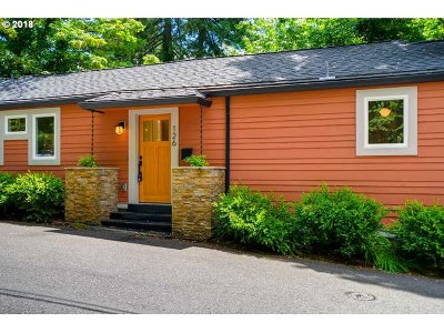 Portland Single Family Home For Sale: 126 NW Maywood Dr