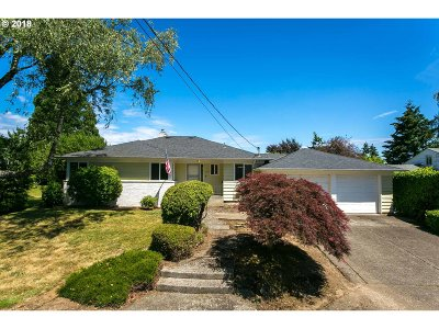 Single Family Home For Sale: 1617 SW Dolph St