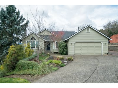 Portland Single Family Home For Sale: 12731 SW 55th Pl