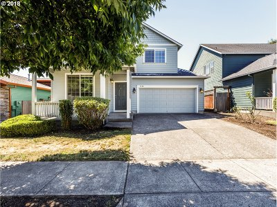 Forest Grove Single Family Home For Sale: 1138 33rd Pl