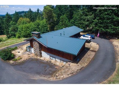 West Linn Single Family Home For Sale: 160 S Sunshine Ln