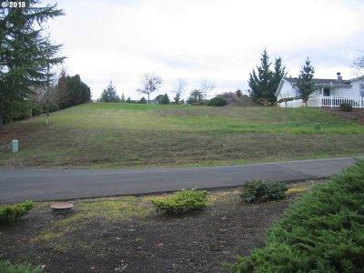 Roseburg Residential Lots & Land For Sale: Highland Vista Ln