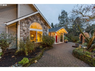 Canby Single Family Home For Sale: 2483 SE Territorial Rd
