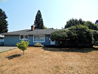 Milwaukie OR Single Family Home Sold: $342,500