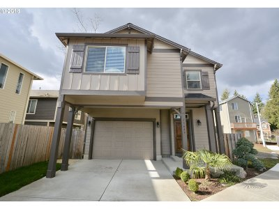 Single Family Home For Sale: 18649 NE Multnomah St
