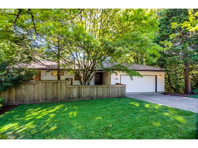 Lake Oswego Single Family Home Bumpable Buyer: 12 Da Vinci St