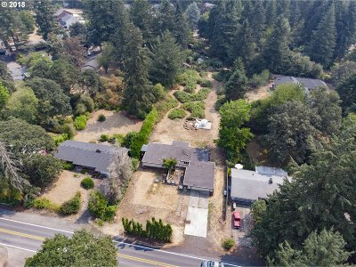 Lake Oswego Residential Lots & Land For Sale: 6122 Carman Dr