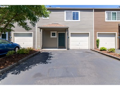 Tualatin Single Family Home For Sale: 7139 SW Sagert St #103