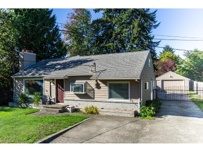 Vancouver Single Family Home For Sale: 5520 NE St James Rd
