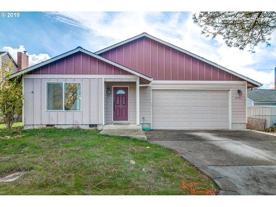 Forest Grove Single Family Home For Sale: 2710 18th Ave