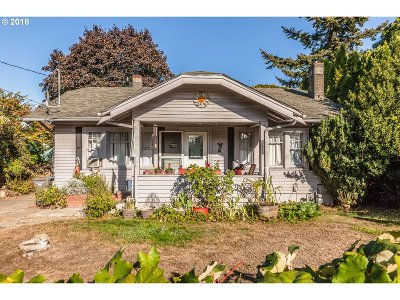Single Family Home For Sale: 5340 SE 104th Ave