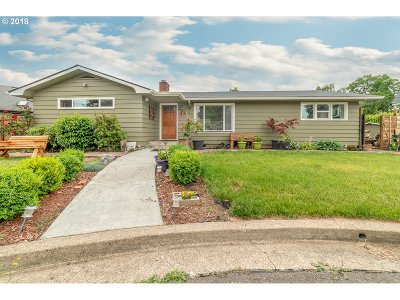 Eugene Single Family Home For Sale: 1516 Galaway Ct