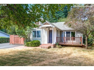Tigard Single Family Home For Sale: 9425 SW 74th Ave