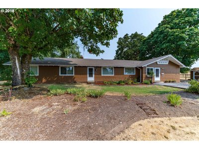Stayton Single Family Home Sold: 39713 Mertz Dr SE