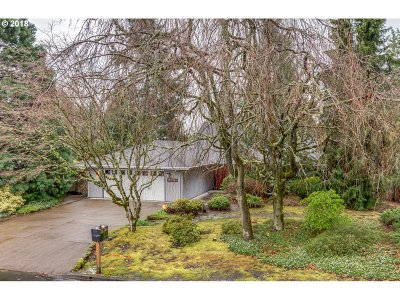 Tigard Single Family Home For Sale: 14815 SW 141st Ave