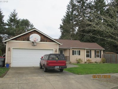 McMinnville Single Family Home For Sale: 843 SE Roberts