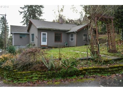 Single Family Home For Sale: 3210 SE Aldercrest Rd