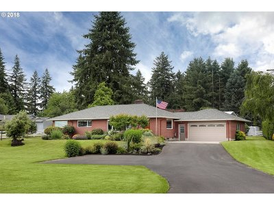 Single Family Home For Sale: 20439 NW Sauvie Island Rd
