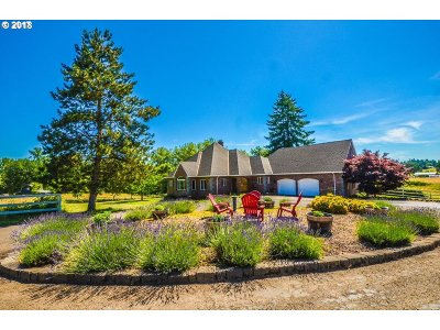 Clackamas County Single Family Home For Sale: 20225 S May Rd