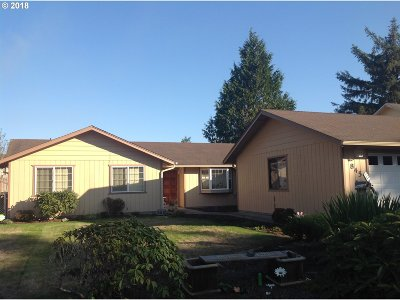 Coos Bay Single Family Home For Sale: 845 Seabreeze Tr