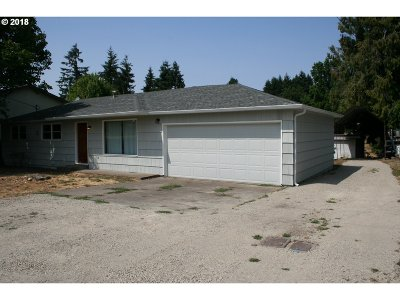 Keizer Single Family Home Sold: 951 Orchard St N