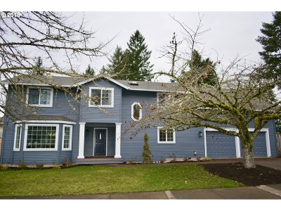 Single Family Home For Sale: 13820 SW Weir Rd
