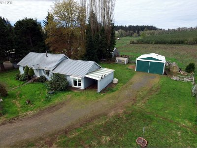 Sweet Home Single Family Home Sold: 40849 Highway 228