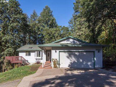 Gaston Single Family Home For Sale: 56220 SW Lee Falls Rd