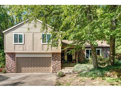 Lake Oswego Single Family Home For Sale: 3271 Fir Ridge Rd