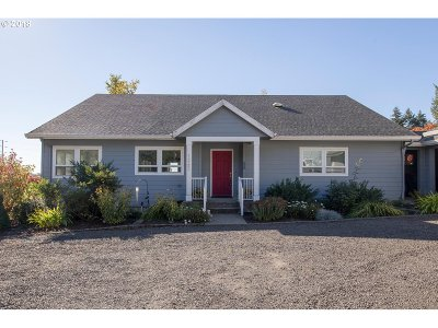 Yamhill Single Family Home For Sale: 14725 NE Withycombe Rd
