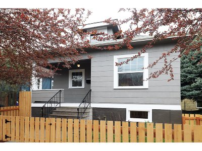 Single Family Home For Sale: 5917 N Michigan Ave