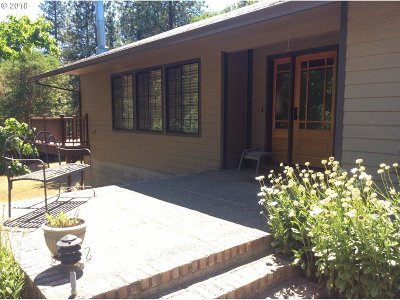 Roseburg Single Family Home For Sale: 468 Tanglewood Ln