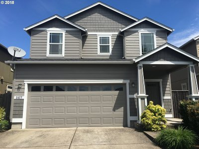 Eugene Single Family Home For Sale: 2527 Park View Dr