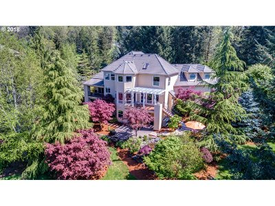 Oregon City Single Family Home For Sale: 17006 S Trail Ridge Rd