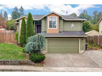 Damascus, Boring Single Family Home For Sale: 16848 SE Humidor St