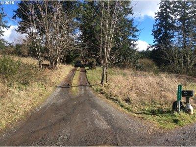 Oregon City, Beavercreek, Molalla, Mulino Single Family Home For Sale: 36902 S Hibbard Rd